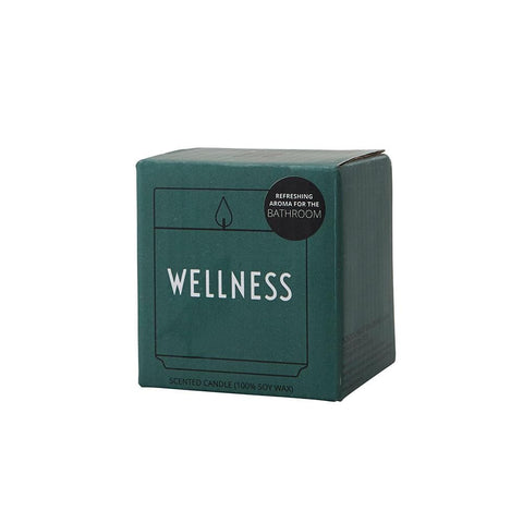 Scented Candle - WELLNESS