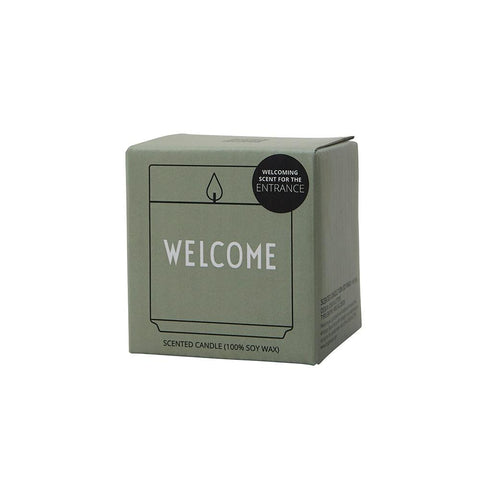 Scented Candle - WELCOME