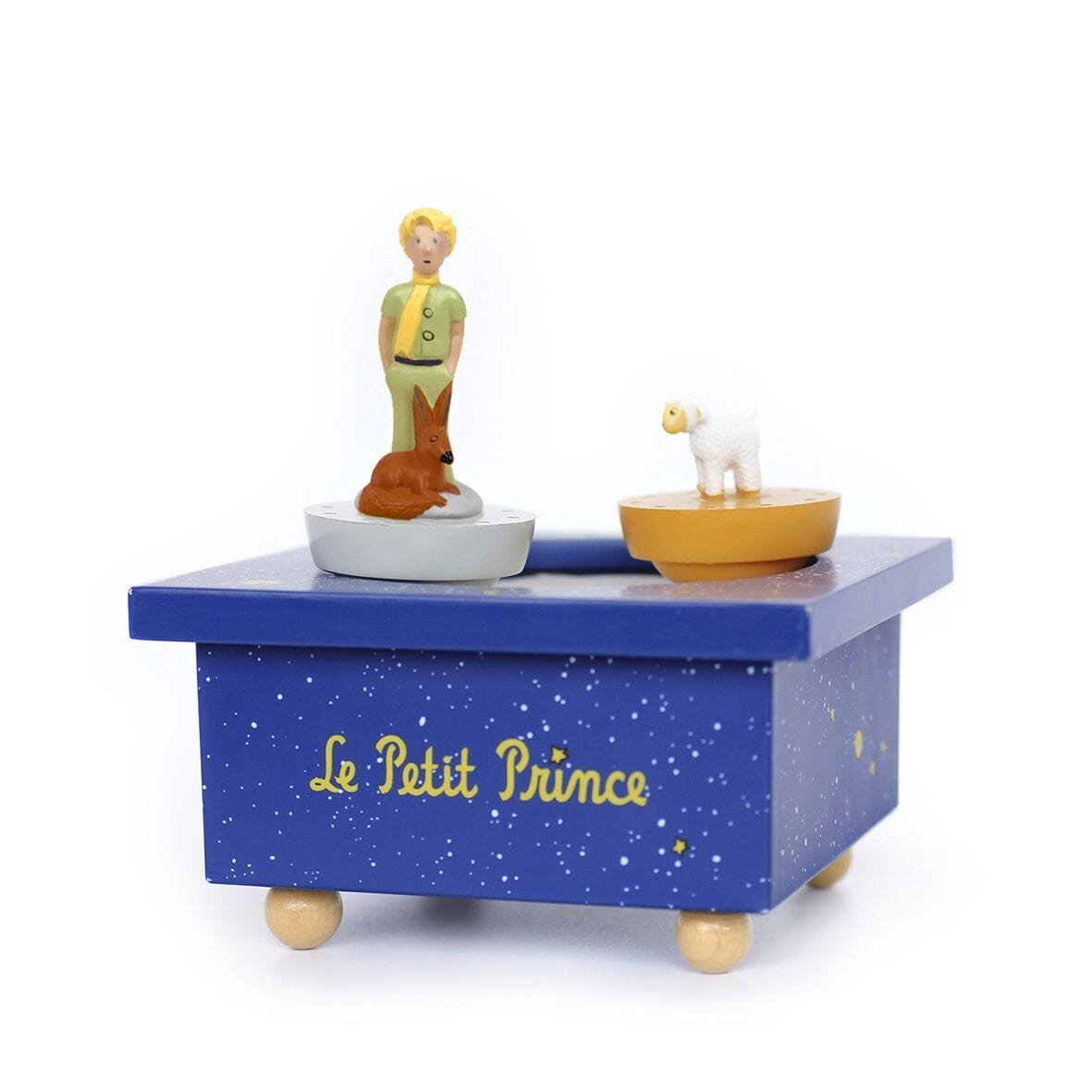 Dancing Music Box Little Prince