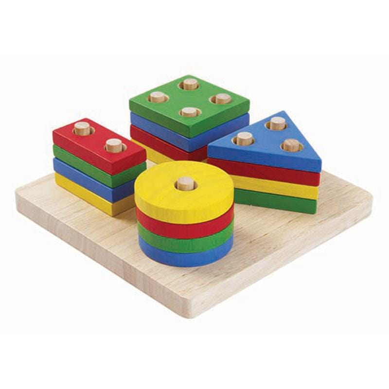 GEOMETRIC SORTING BOARD
