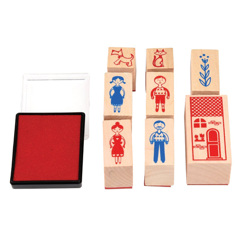 FAMILY STAMP SET