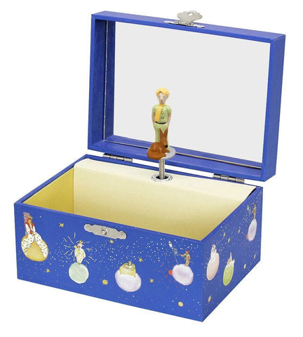Music Box Little Prince Stars - Glow in dark