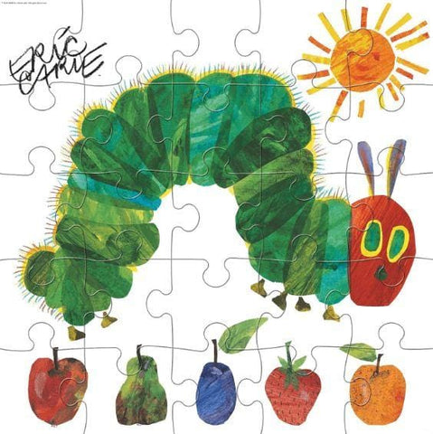Jumbo Puzzles: Eric Carle The Very Hungry Caterpillar