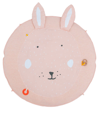 Activity play mat with arches - Mrs. Rabbit