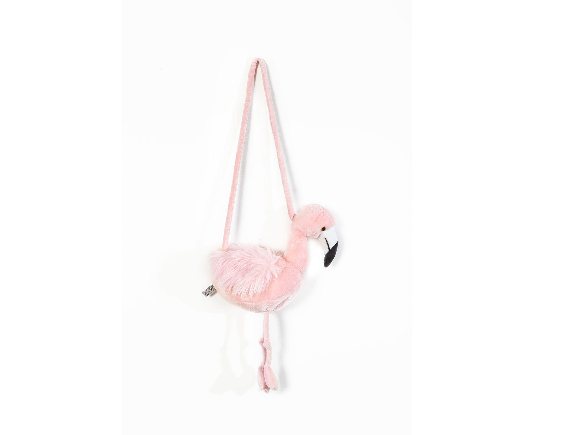 PINK FLAMINGO PURSE SOPHIA