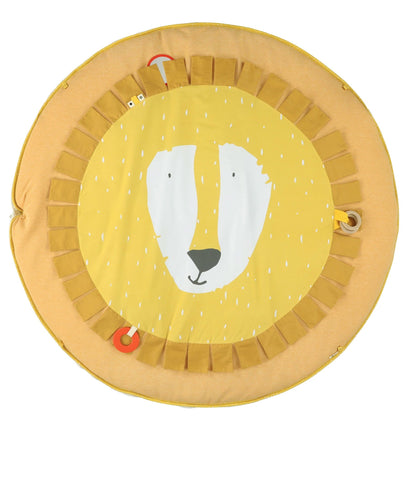 Activity play mat with arches - Mr Lion