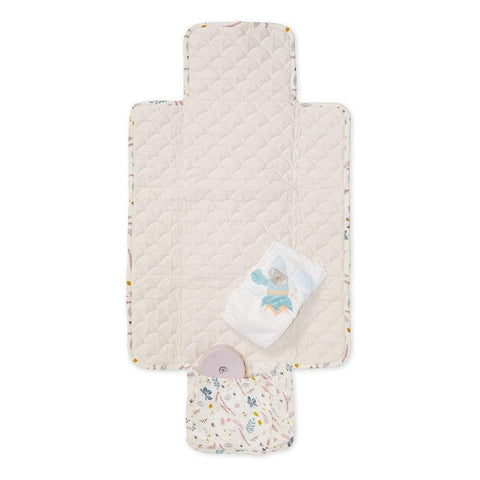 ORGANIC COTTON CHANGING MAT