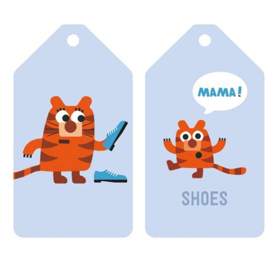 Ring Flash Cards: MAMA!
