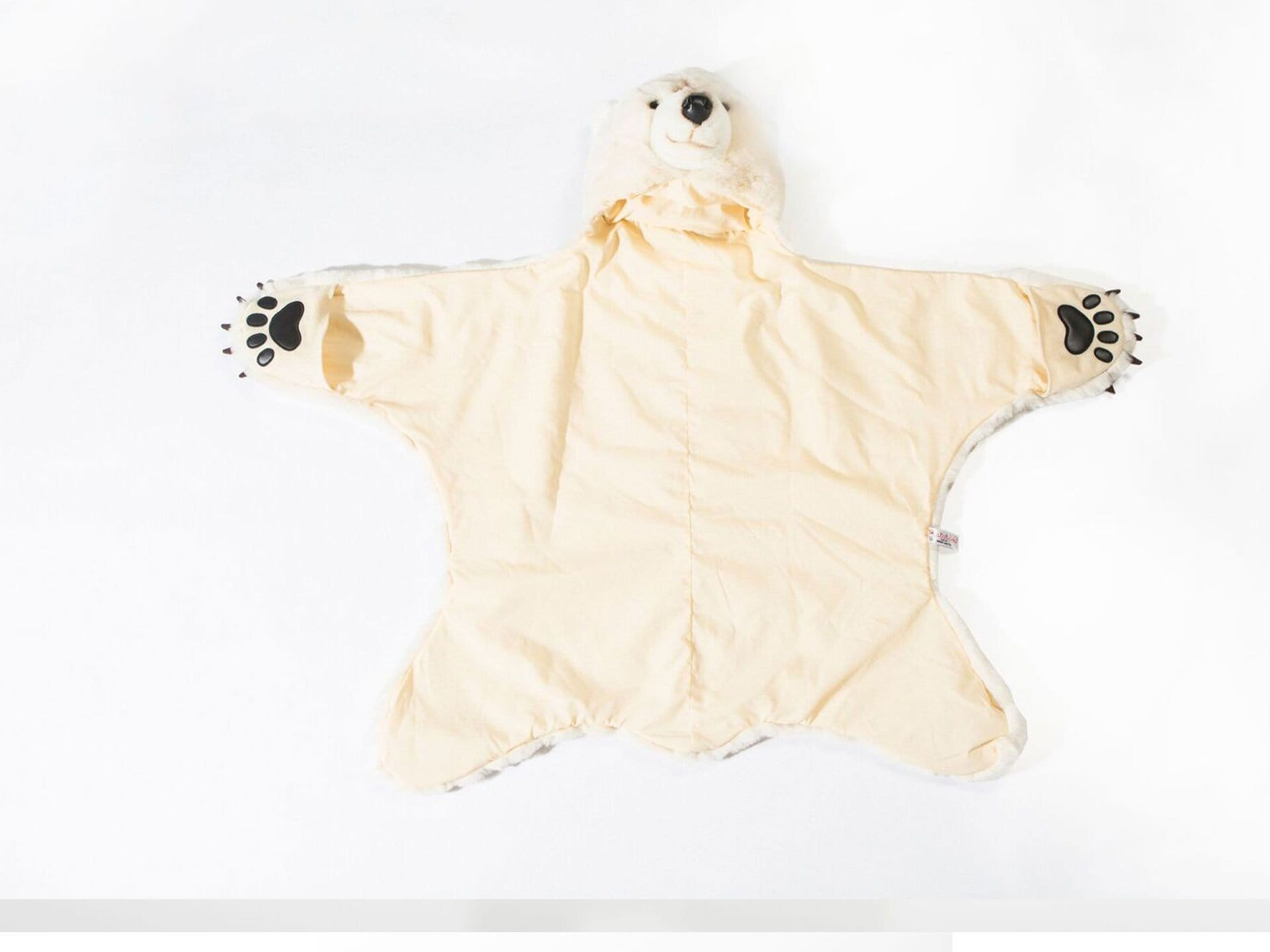 POLAR BEAR COSTUME