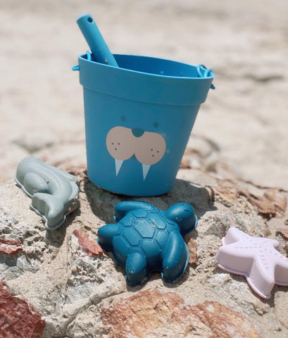 Beach Toy Set - Blue