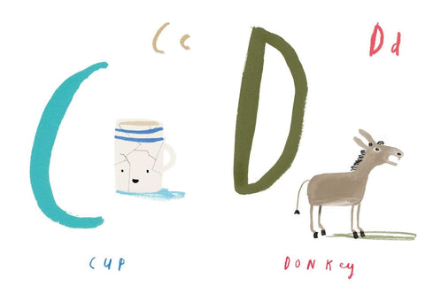Oliver Jeffers: A Little Alphabet
