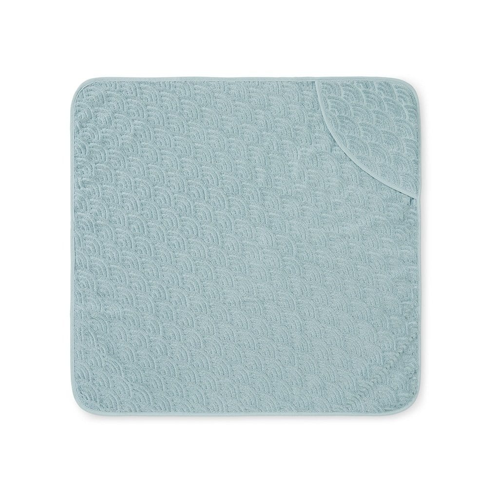 COTTON BABY TOWEL Petroleum