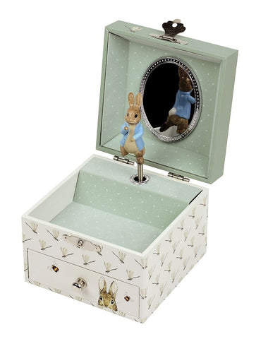 Musical Cube Box Peter Rabbit - Dragonfly