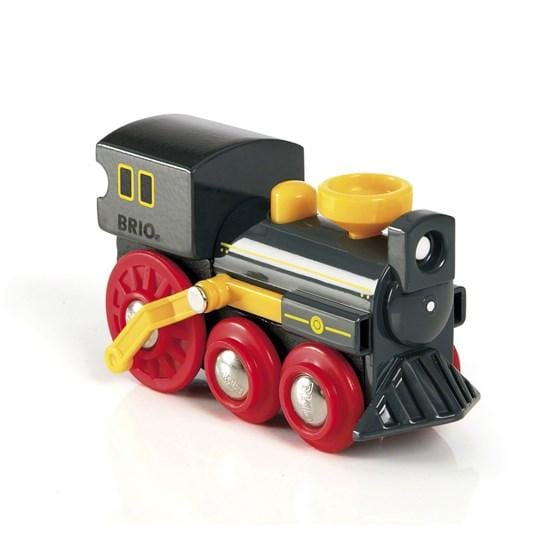 Brio Railway Rolling Stock: Old Steam Engine
