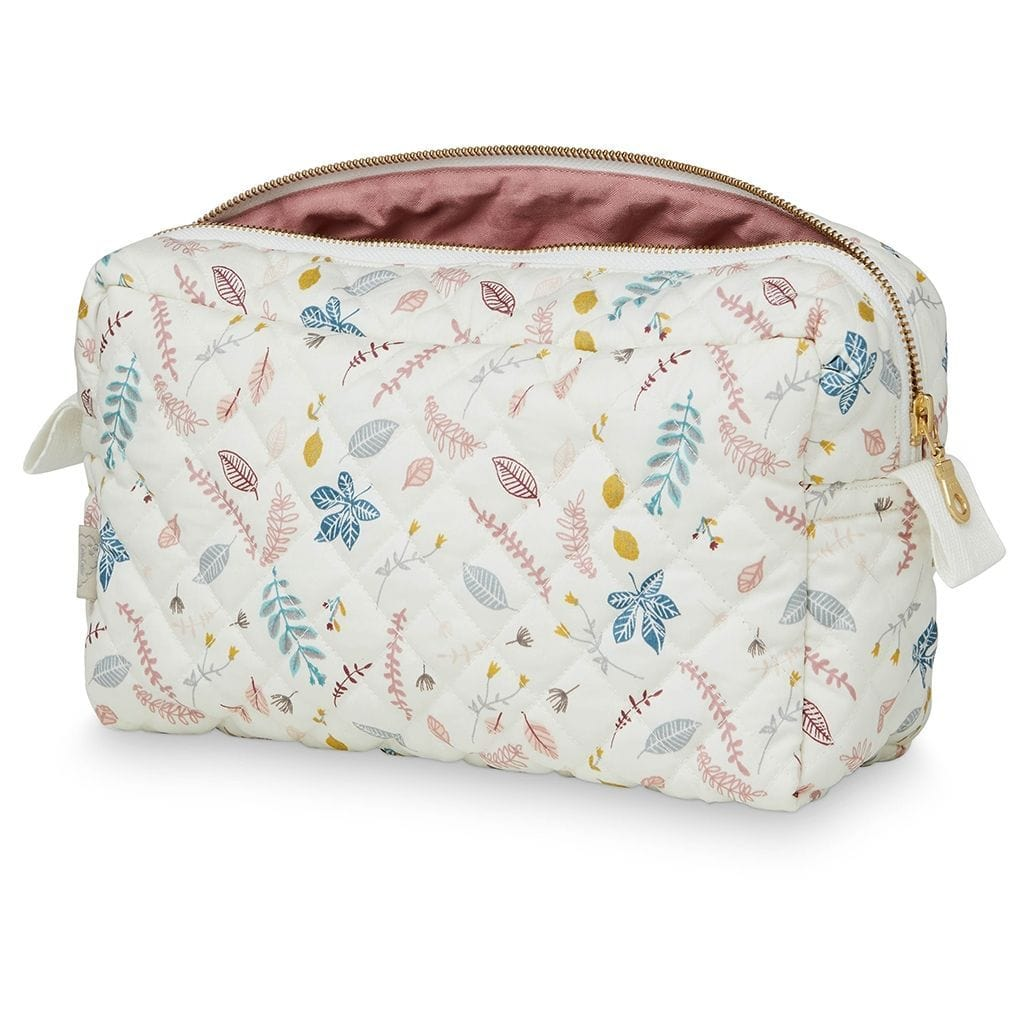 P31 Pressed Leaves Rose BEAUTY PURSE