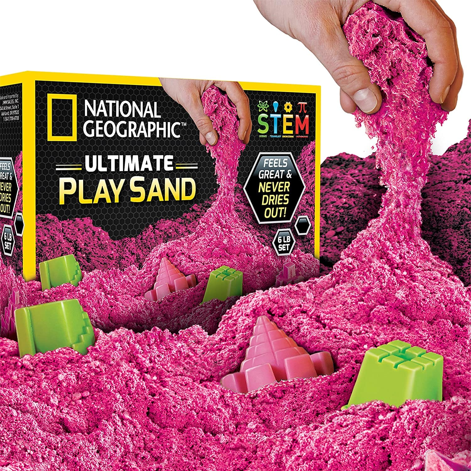 Ultimate Play Sand Pink