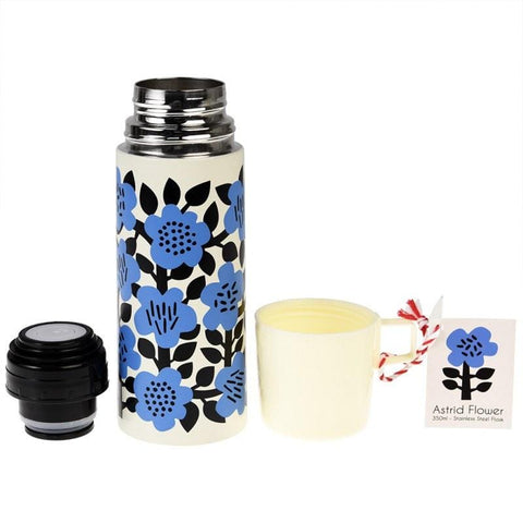 Astrid Flower Flask And Cup