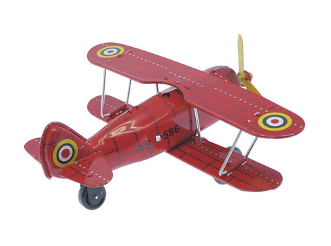Red Airplane 20cm