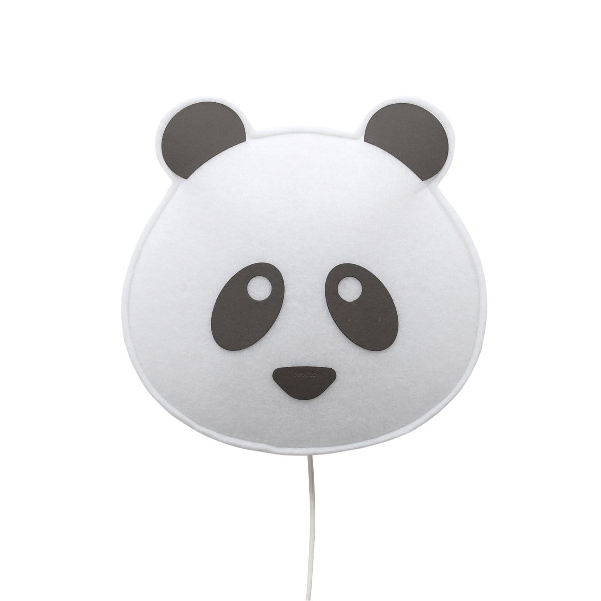 Wall Lamp Panda black