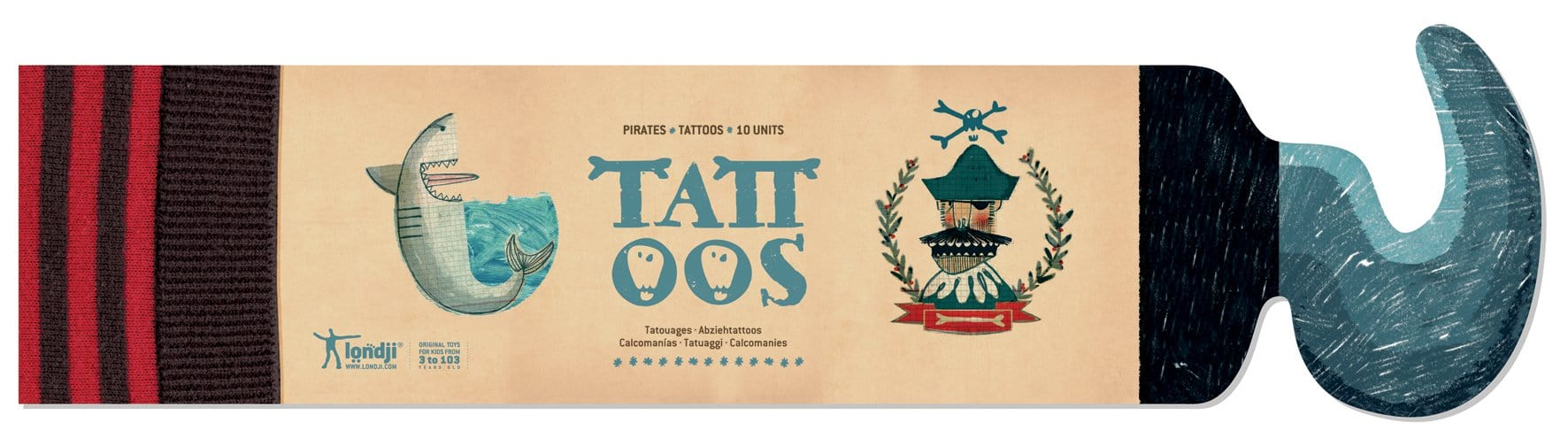 TATTOO PIRATES