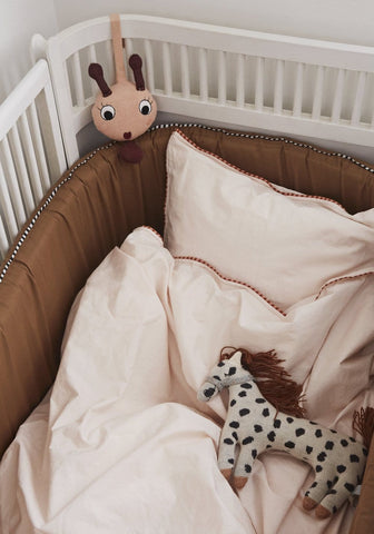 Haikan Junior Bedding -Rose