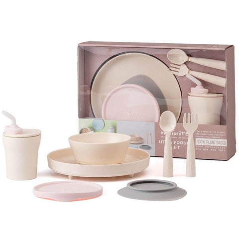 Miniware Little Foodie Set
