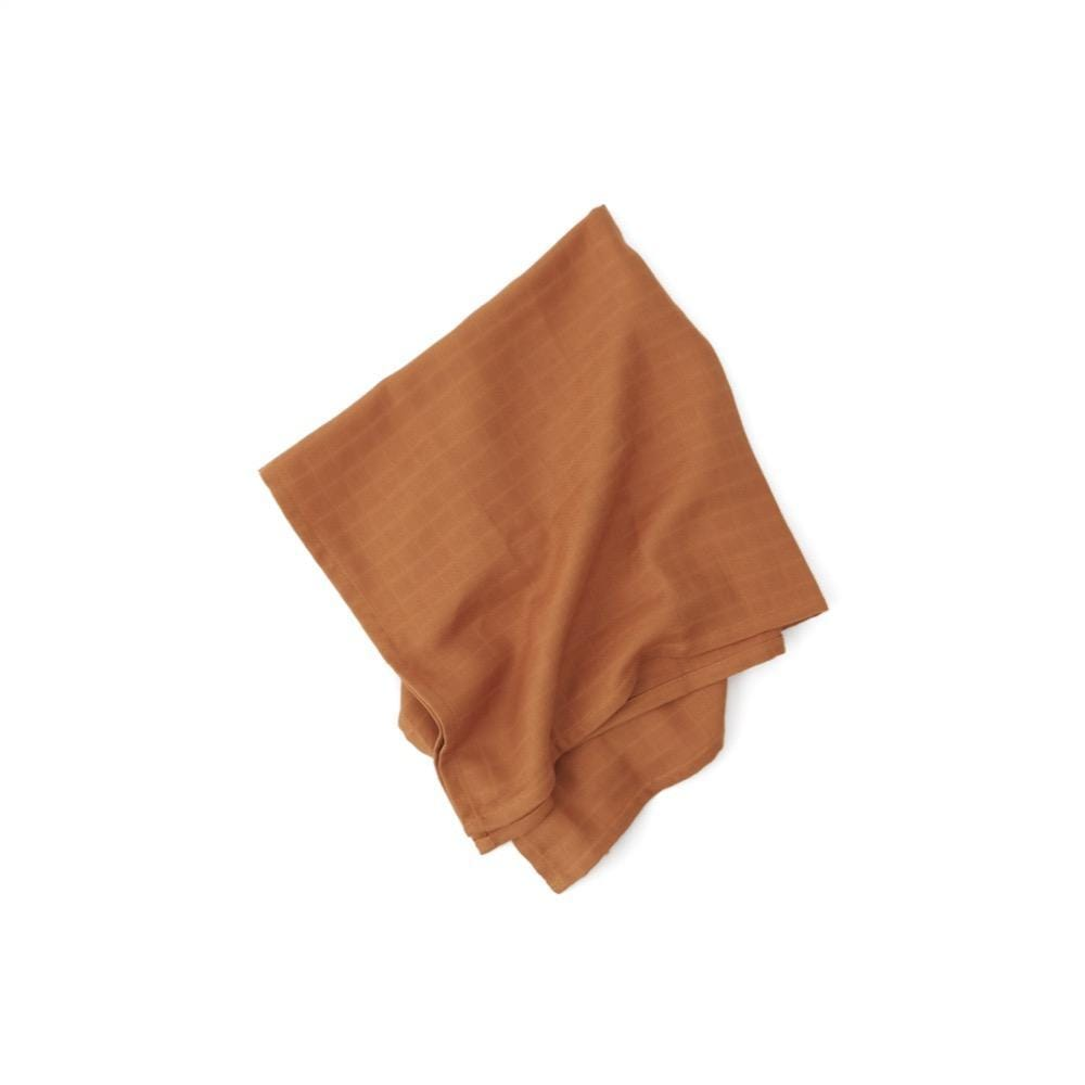 Muslin Square - Tiger - 3 Pcs/Pack