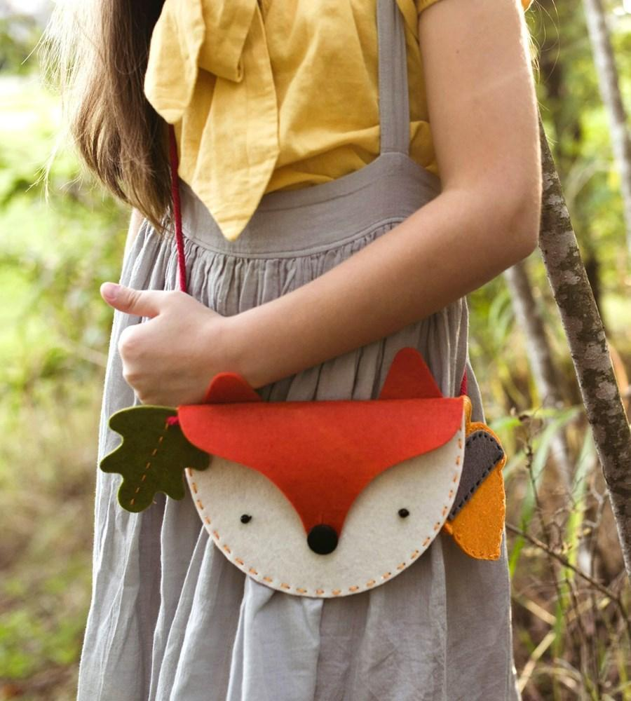 DIY Design Kit: My Felt Bag Set