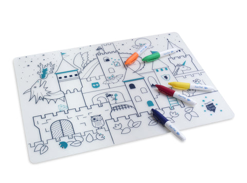 Tablemat set Castle