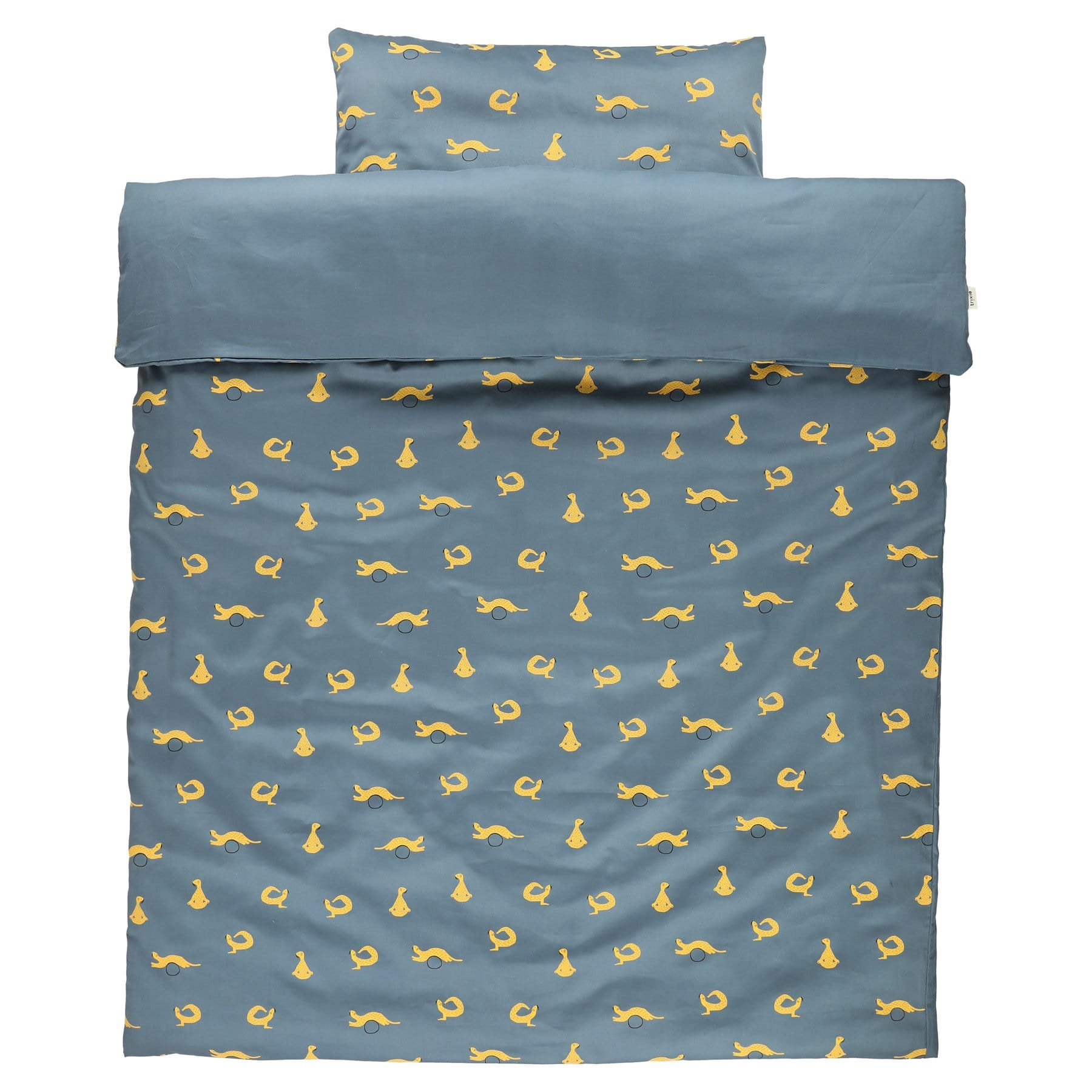 Kid duvet cover - Whippy Weasel