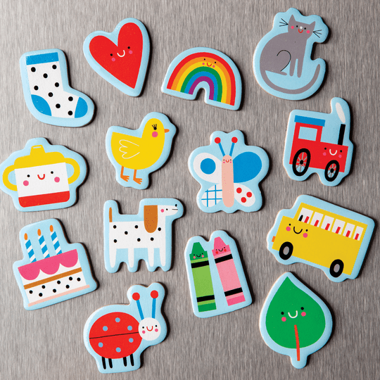 Wooden Magnetics Sets: Baby's First Word