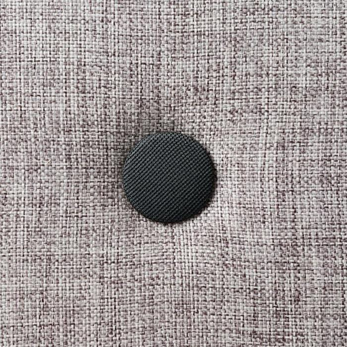 MULTI GREY W. GREY BUTTONS