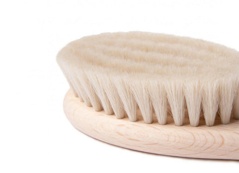 EXTRA SOFT BABY BRUSH NATURAL