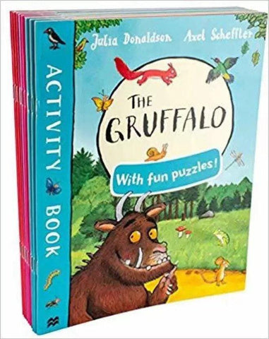 Julia Donaldson 10-book shrink-wrapped