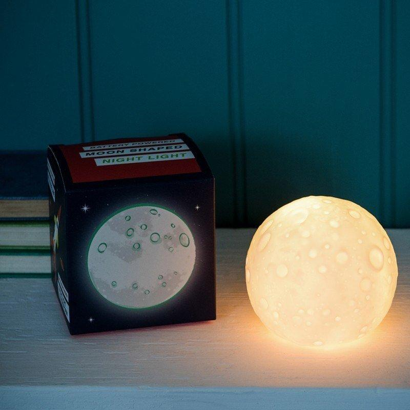 SPACE AGE MOON NIGHT LIGHT