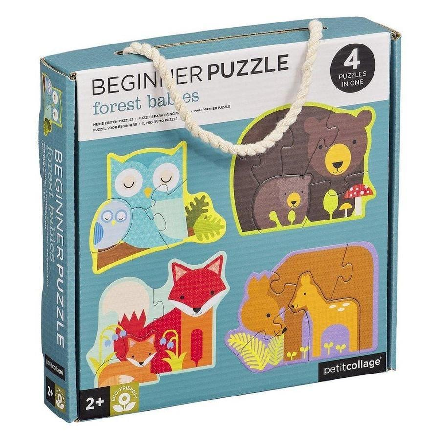 FOREST BABIES BEGINNER PUZZLE SET