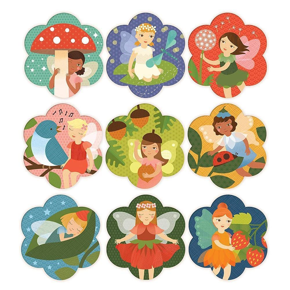 Memory Game: Fairy Friends