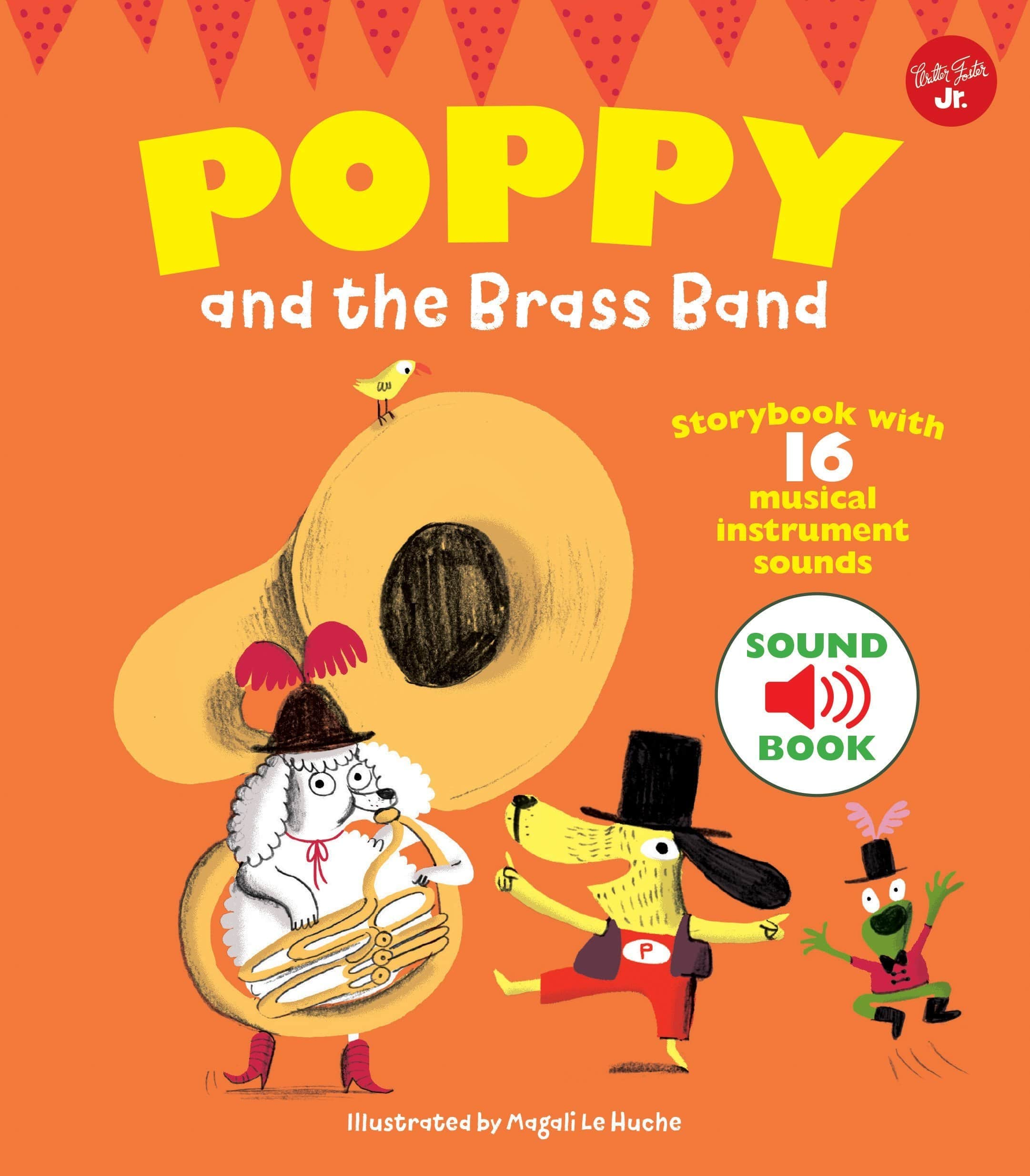 POPPY & THE BRASS BAND