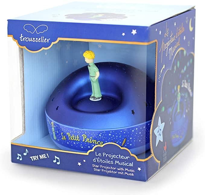 Night Light Star Projector with music little prince