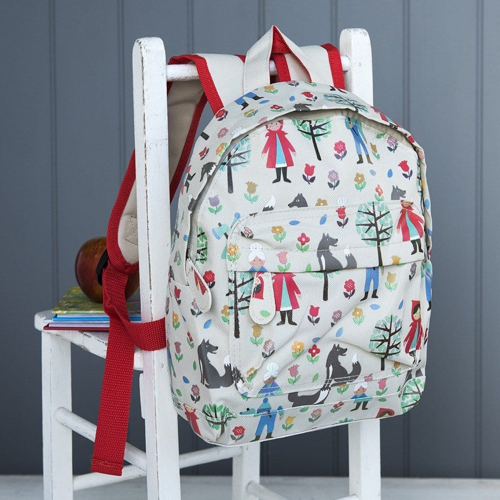 RED RIDING HOOD MINI BACKPACK