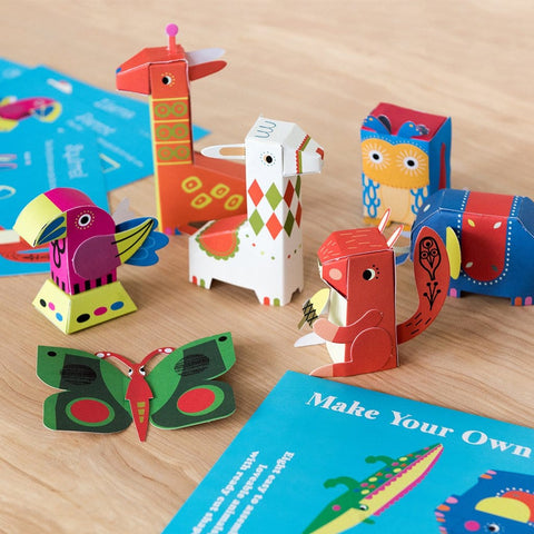 MAKE YOUR OWN ANIMAL CRAFT