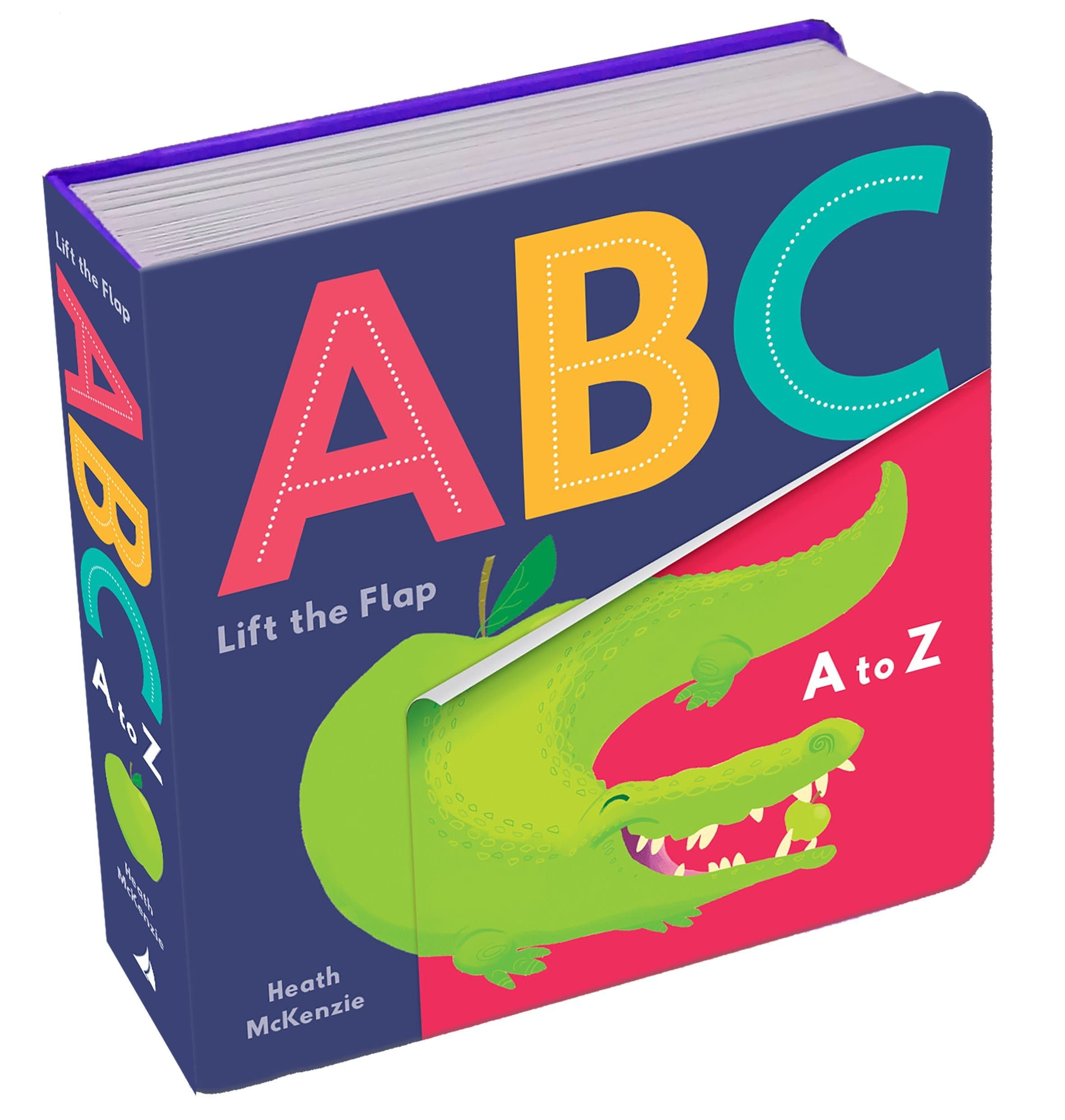 Lift-The-Flap: ABC A to Z