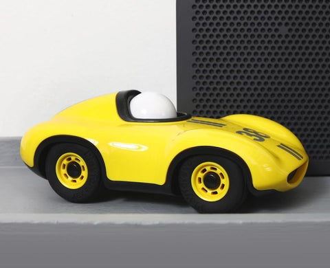 703 Speedy Le Mans Yellow Car