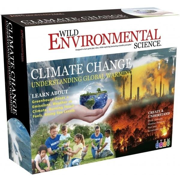 Wild Environment Science - Climate Change