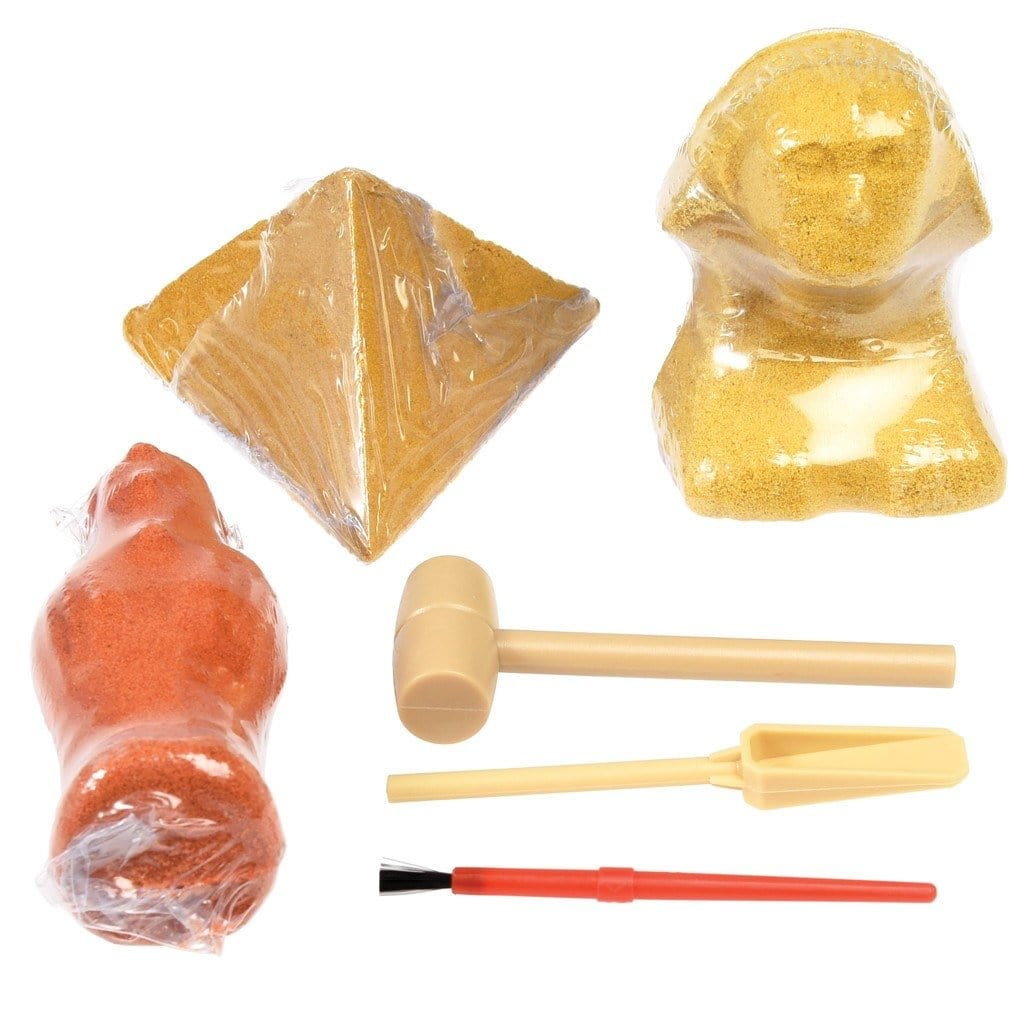 Ancient Egyptian excavation kit