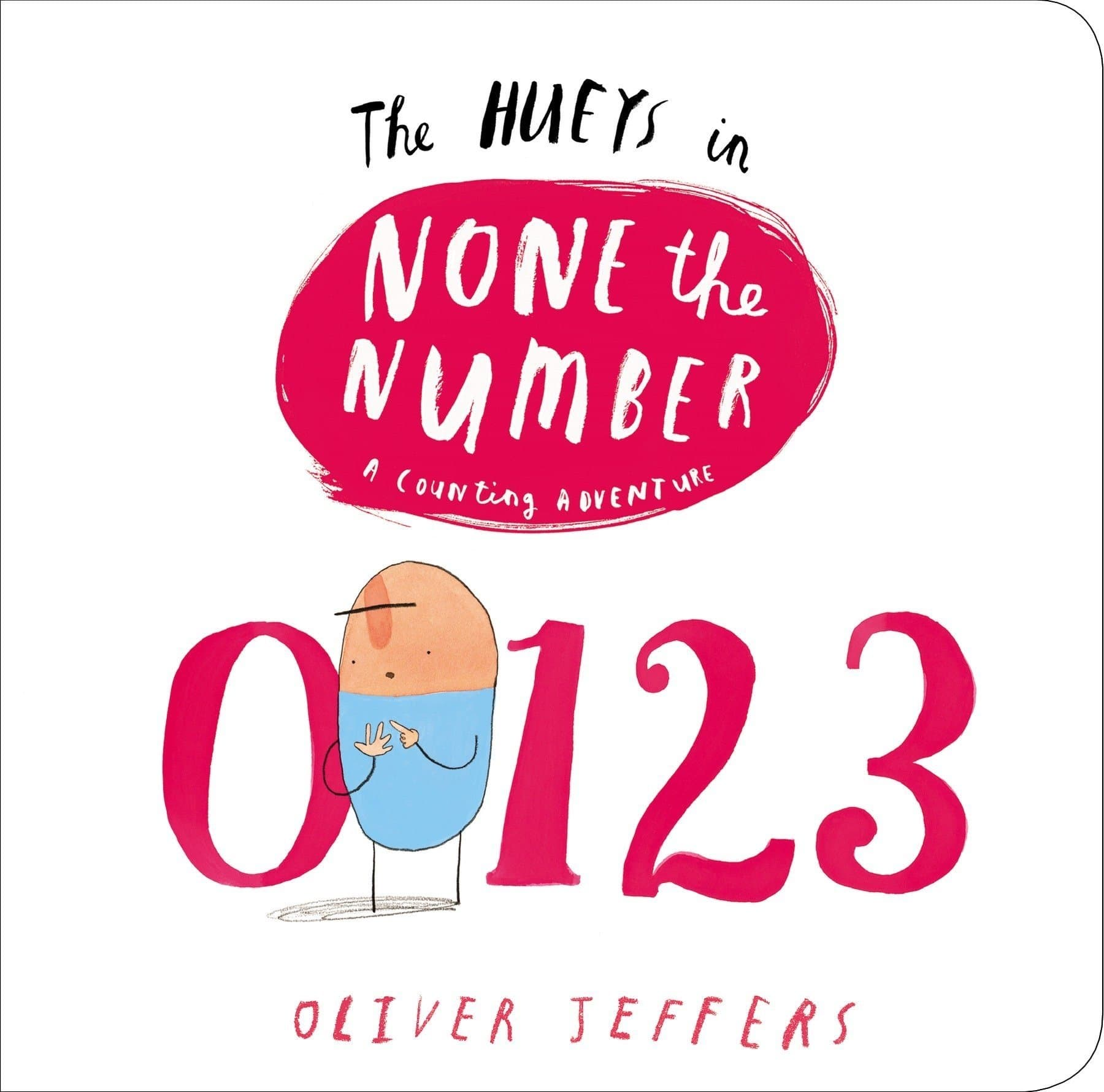 A Hueys Book 6x6: None the Number