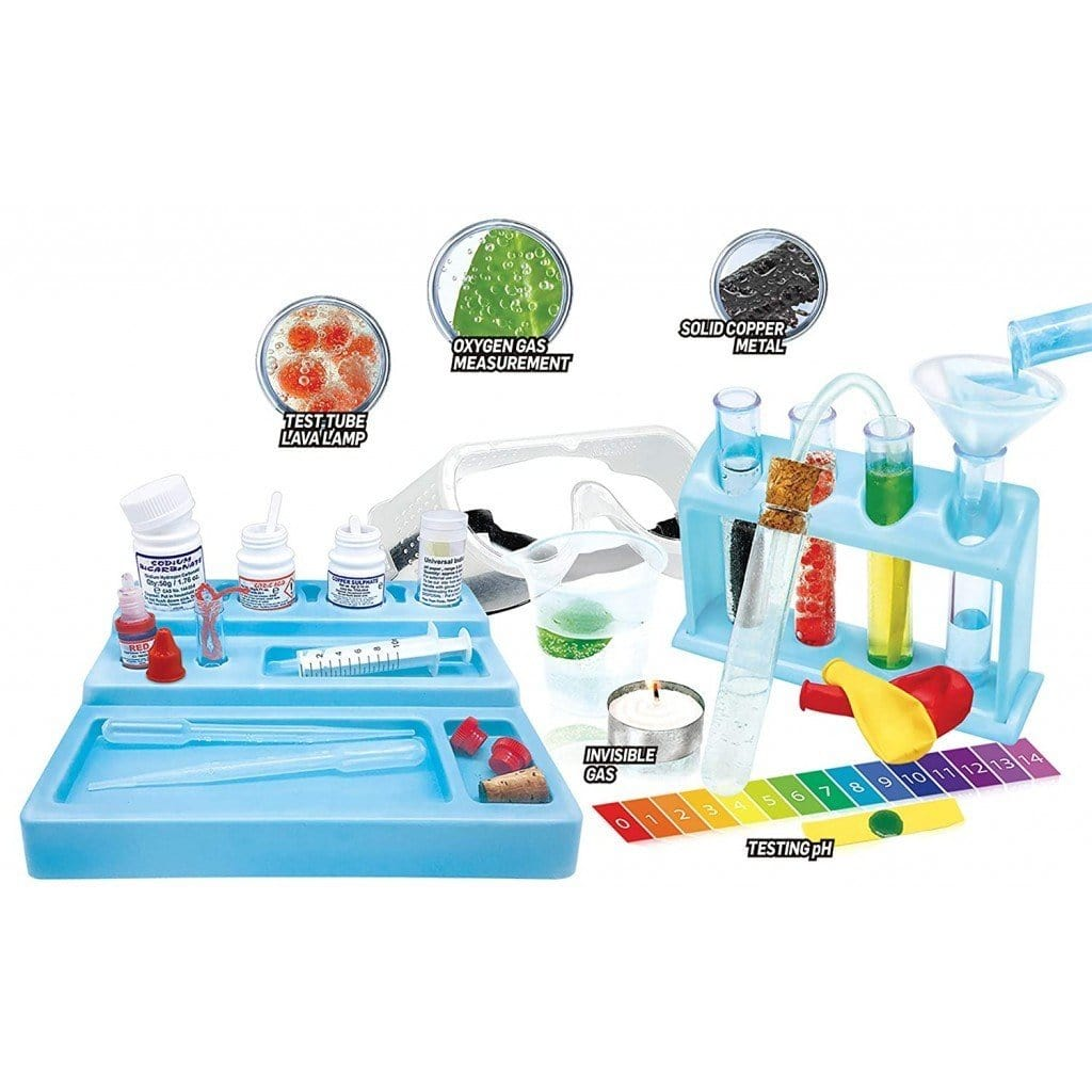 Wild Environment Science - Chemistry Lab