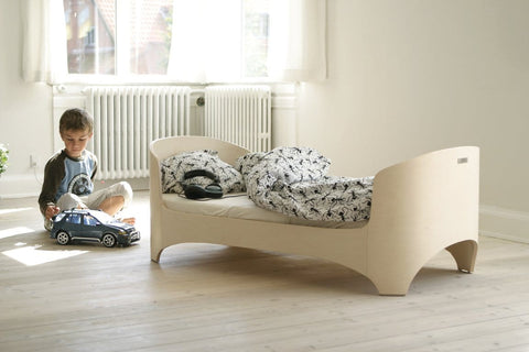 BABY TO JUNIOR BED WITH COMFORT +7 MATTRESS
