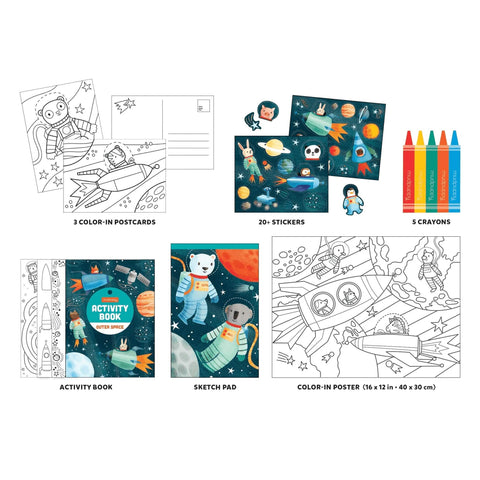 Activity Packs to Go: Outer Space