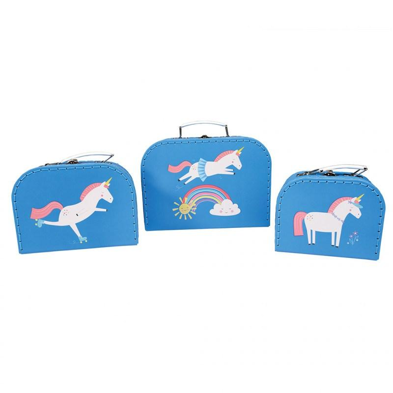 Magical Unicorn Cases (set Of 3)
